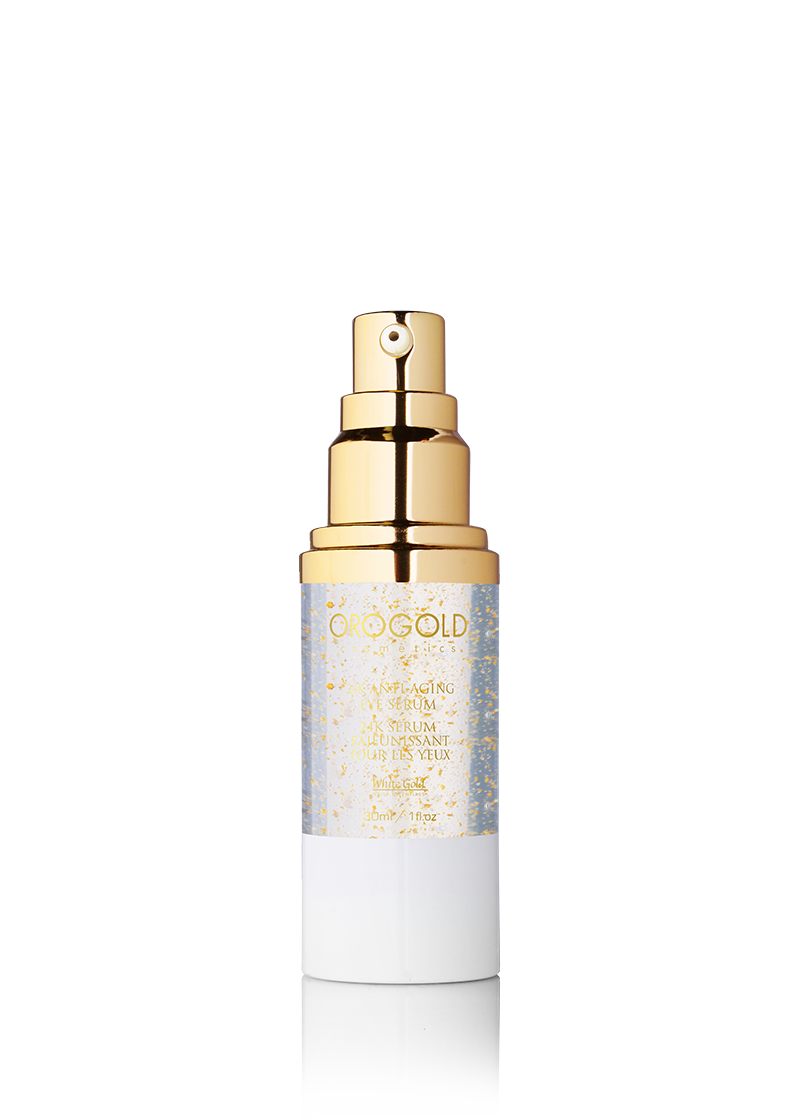 OROGOLD 24K Anti-Aging Eye Serum without cap