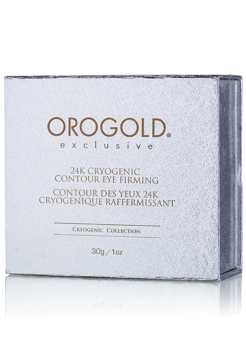 OROGOLD Exclusive 24K Cryogenic Magnolift Mask Box