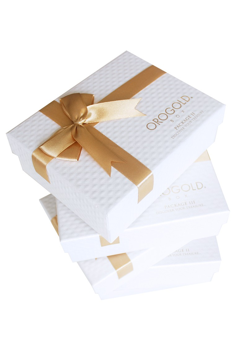 Orogold Box Package 2 boxes