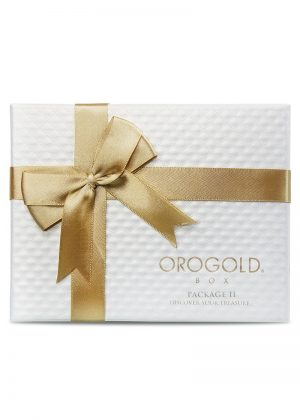 Orogold Box Package 2 closed