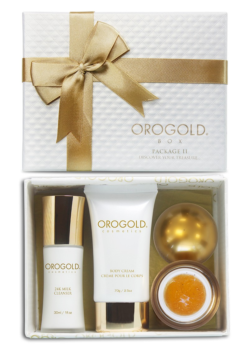 Orogold Box Package 2