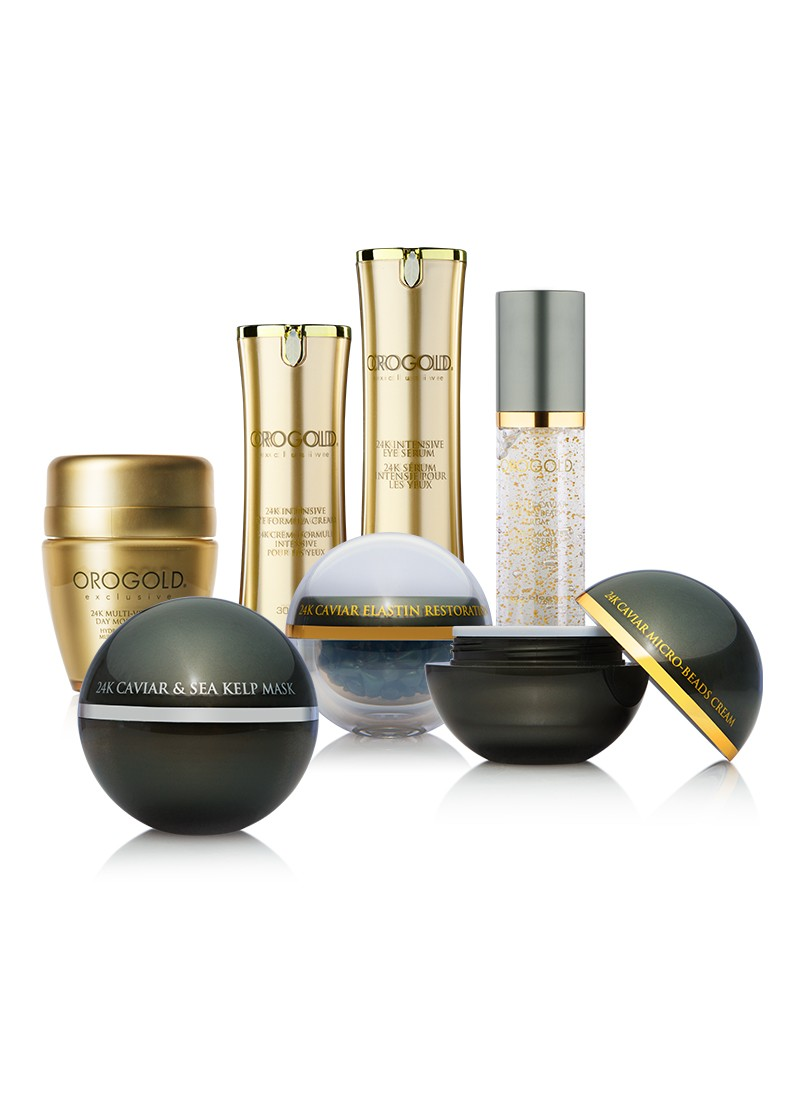 Orogold Gold Package 1