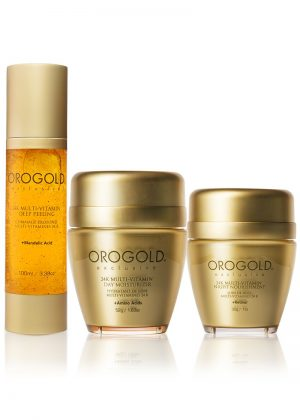 Orogold Multi-Vitamin Collection Banner