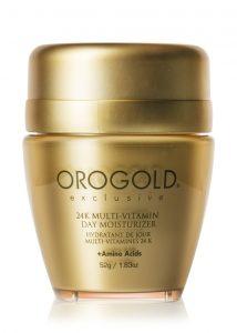 Orogold 24K Multi-Vitamin Day Moisturizer