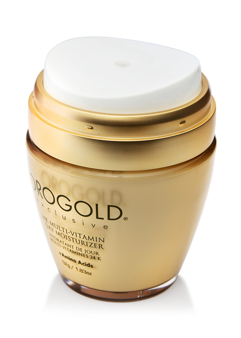 Orogold 24K Multi-Vitamin Day Moisturizer side