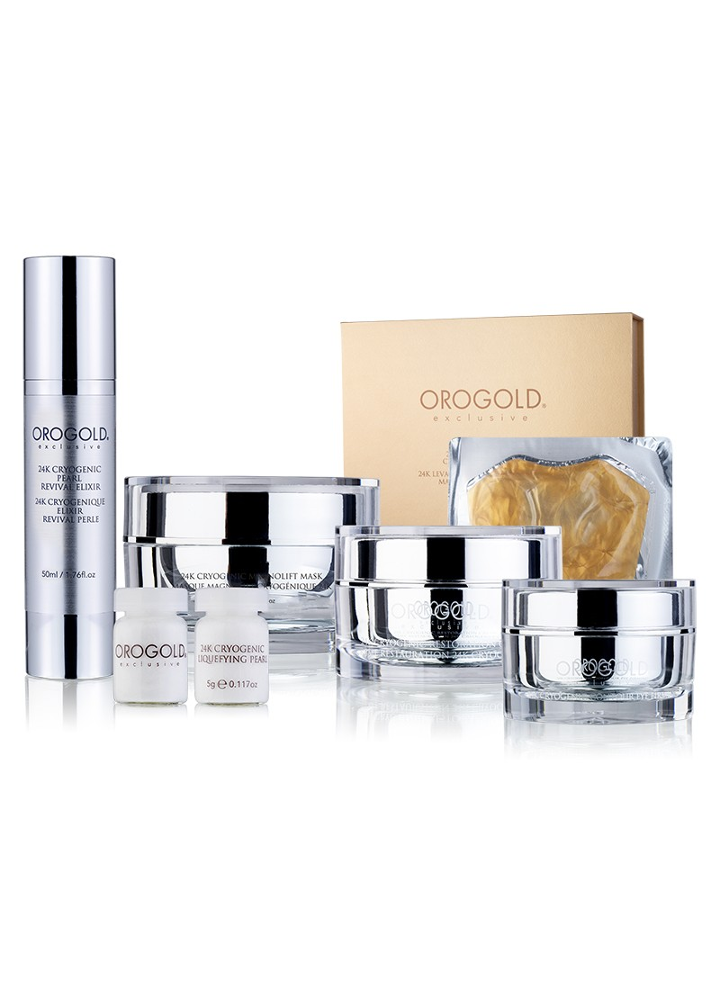 Orogold Platinum Package 4