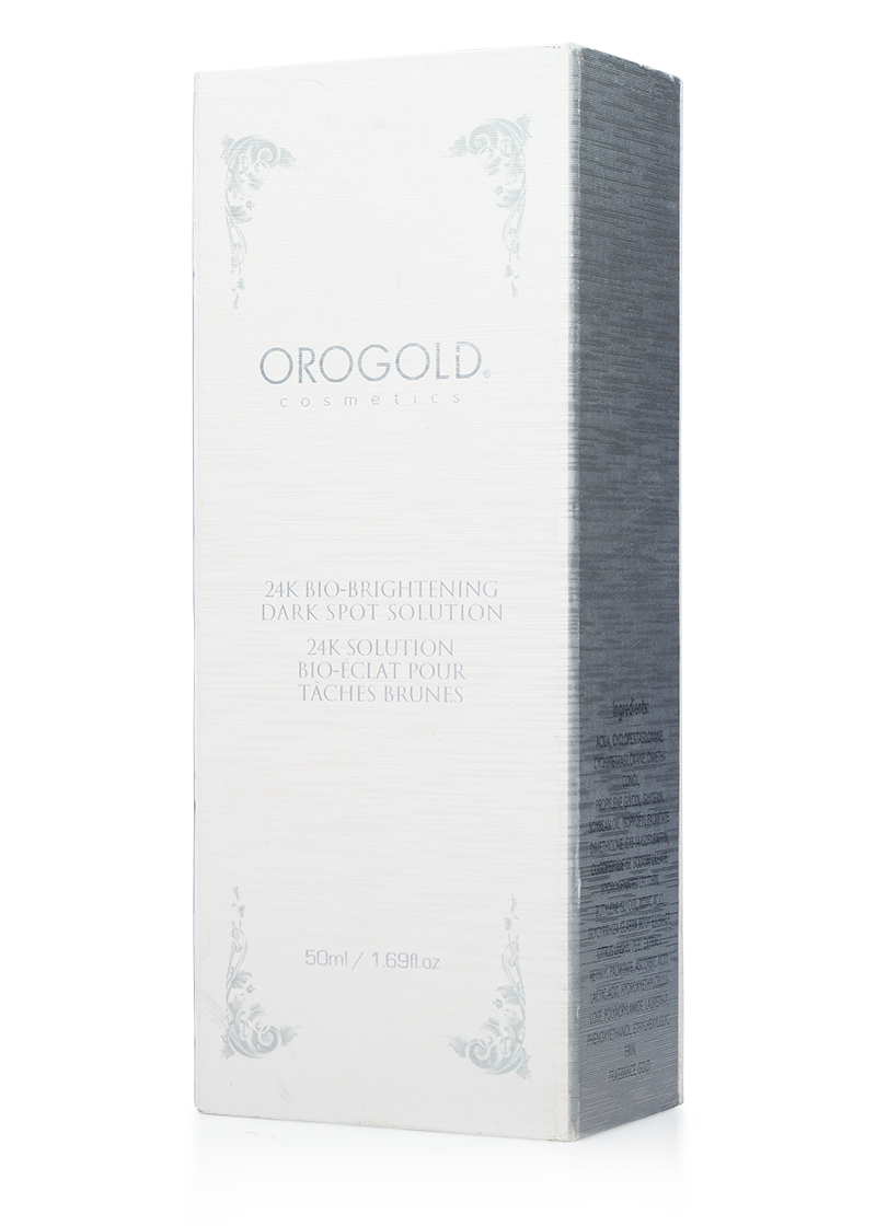OROGOLD 24K Bio-Brightening Dark Spot Solution