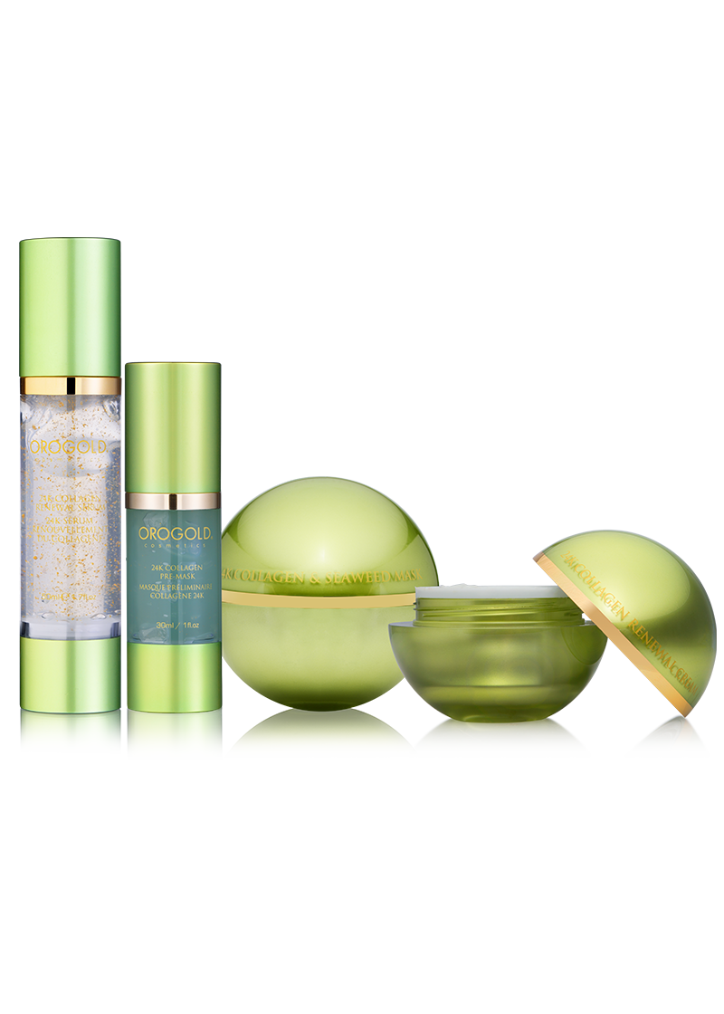 OROGOLD 24K Collagen Collection