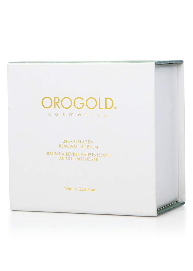 OROGOLD 24K Collagen Lip Balm-4