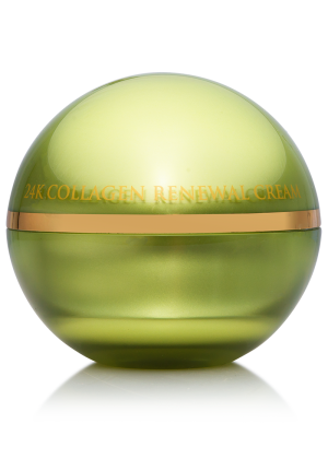OROGOLD 24K Collagen Renewal Cream closed front