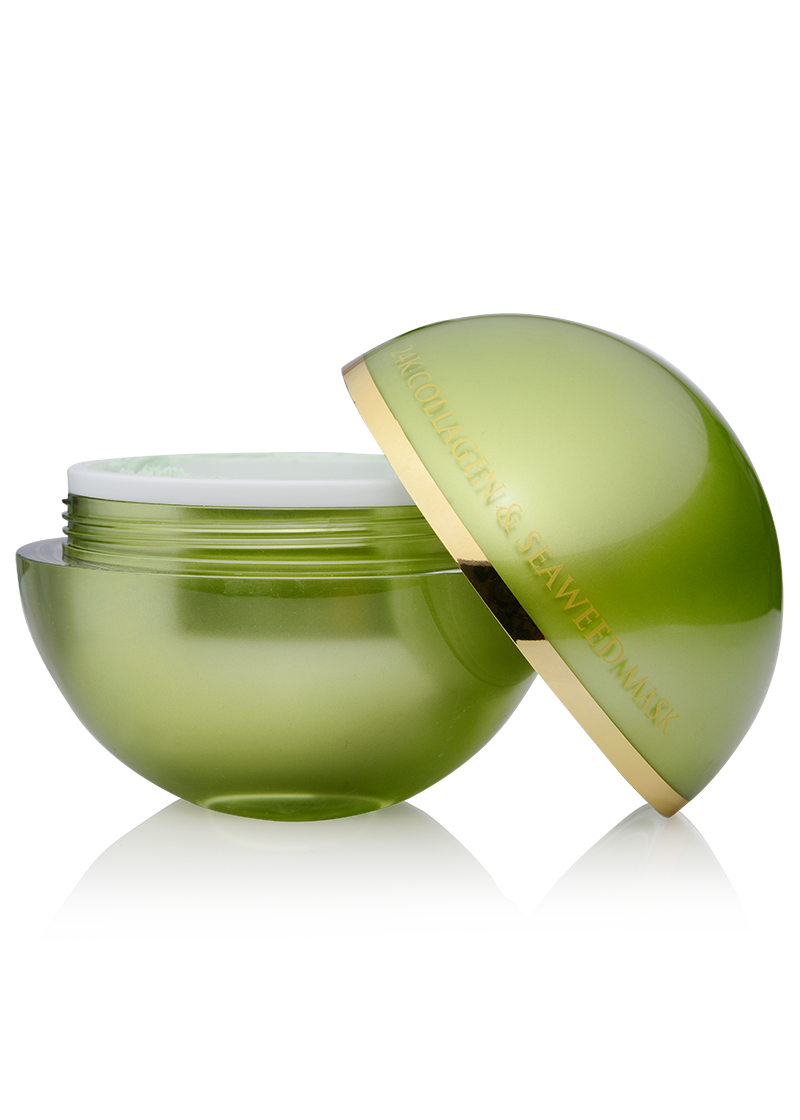 OROGOLD 24K Collagen and Seaeweed Mask-2