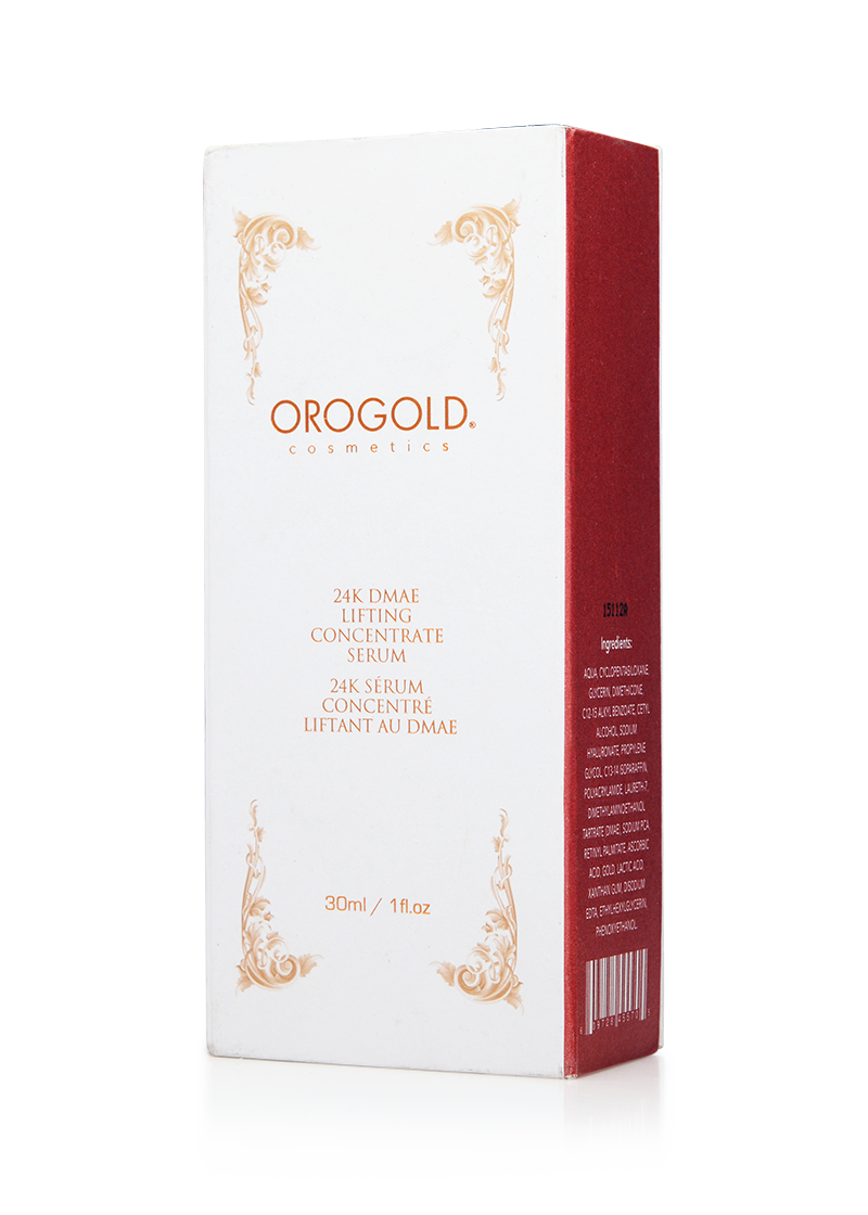 OROGOLD 24K DMAE Lifting Concentrate Serum