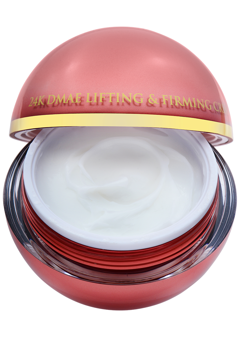 OROGOLD 24K DMAE Lifting & Firming Cream open front
