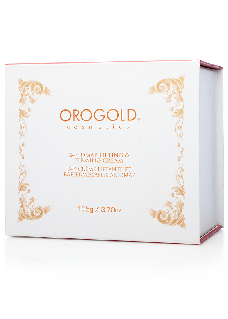 OROGOLD 24K DMAE Lifting & Firming Cream box