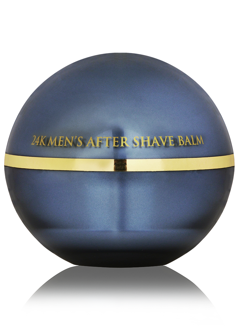 OROGOLD 24K Mens After Shave Balm