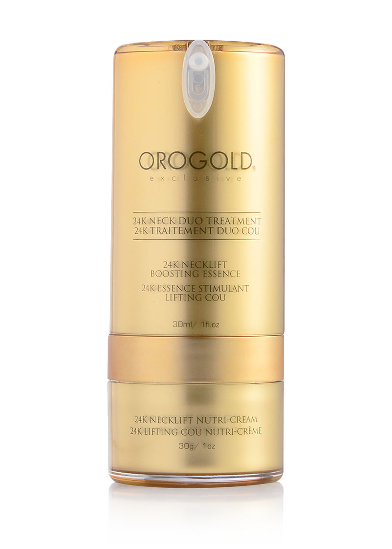 OROGOLD 24K Neck Duo Treatment