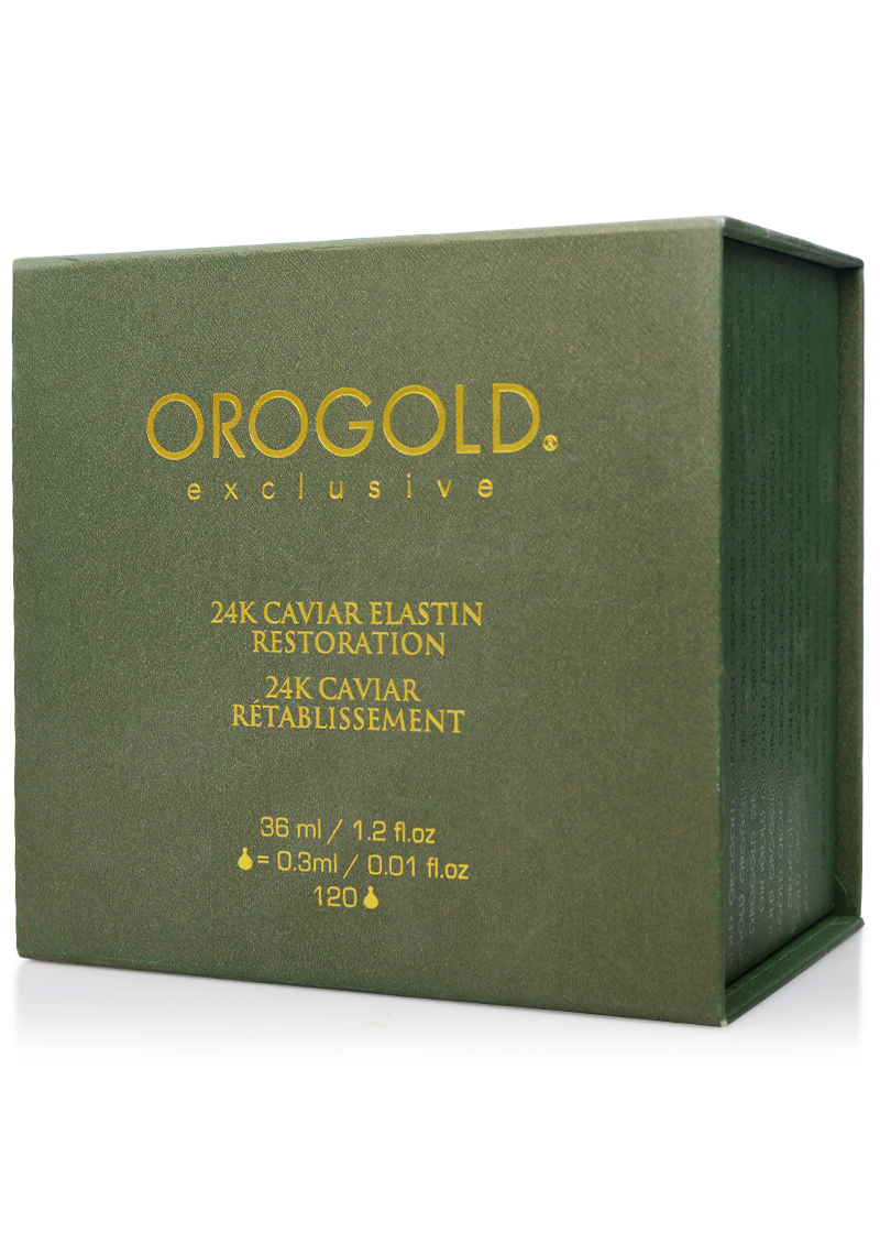OROGOLD Exclusive 24K Caviar Elastin Restoration-4