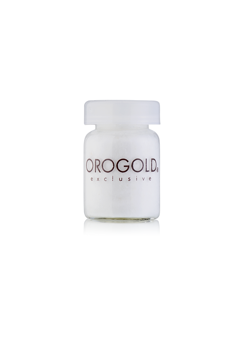 OROGOLD Exclusive 24K Cryogenic Liquefying Pearl closed