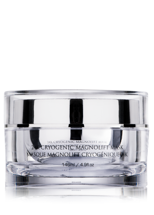 OROGOLD Exclusive 24K Cryogenic Magnolift Mask closed