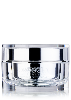 OROGOLD Exclusive 24K Cryogenic Restoration Cream closed lid