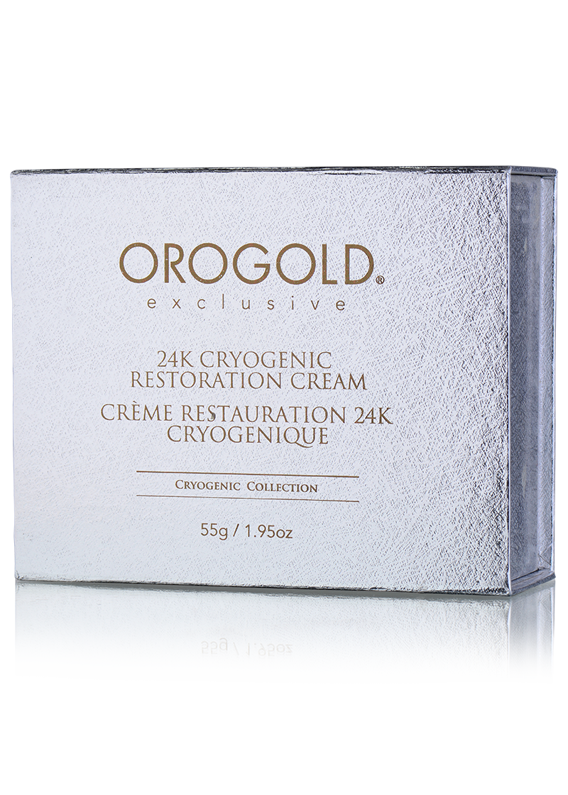 OROGOLD Exclusive 24K Cryogenic Restoration Cream