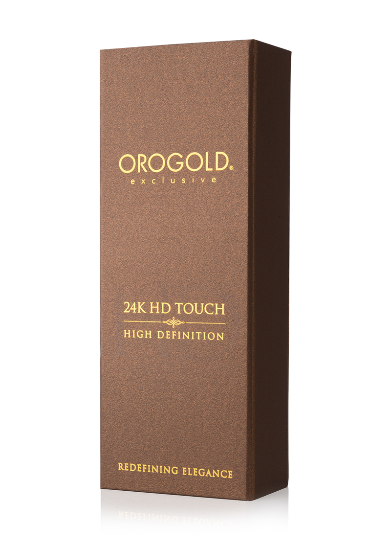 OROGOLD Exclusive 24K HD Touch box