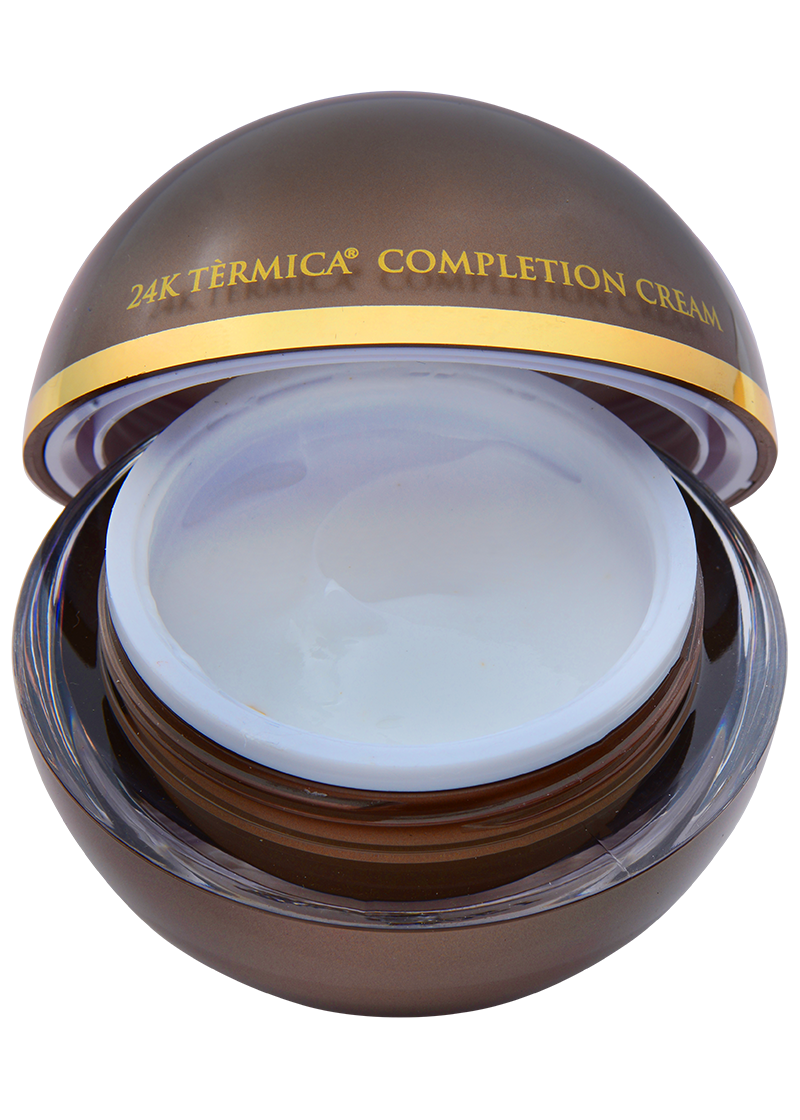 OROGOLD Exclusive 24K Termica Completion Cream open