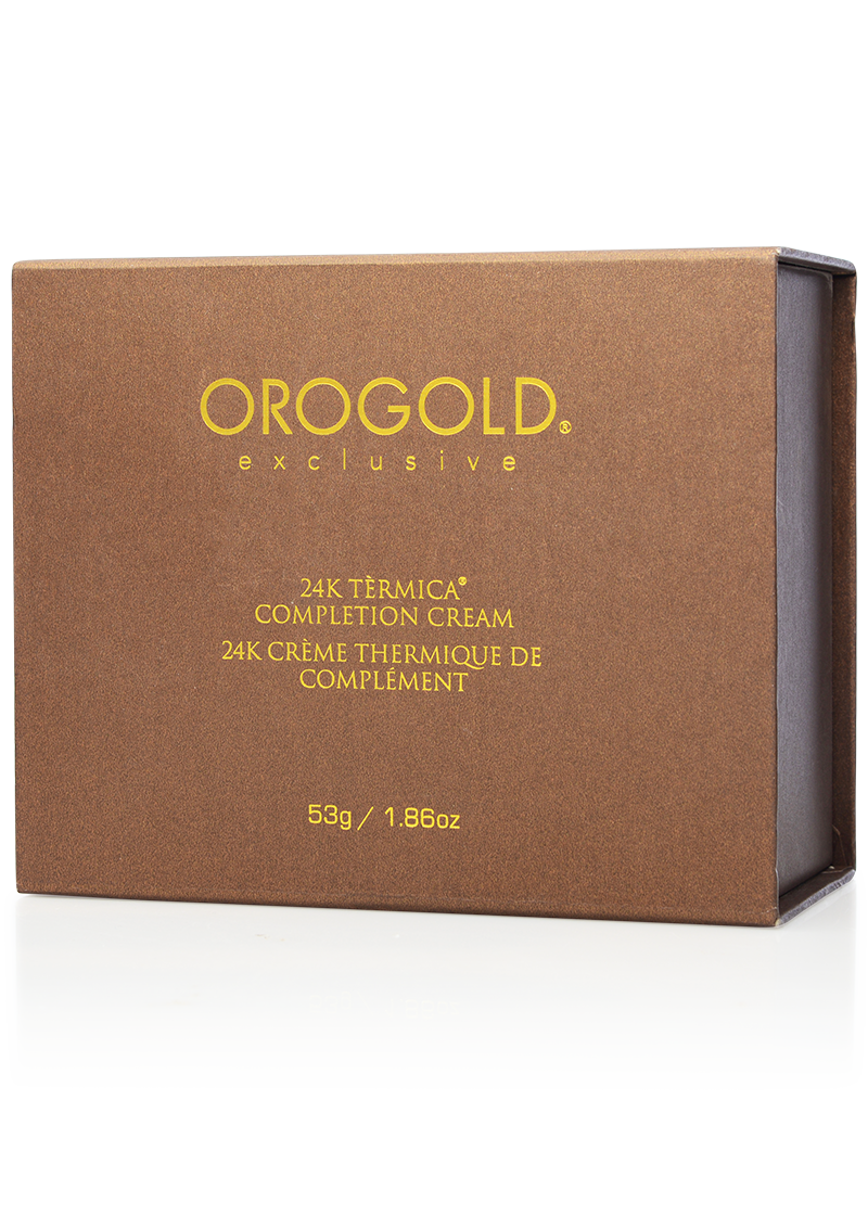 OROGOLD Exclusive 24K Termica Completion Cream box