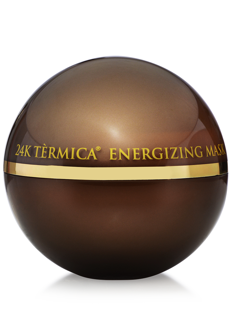 OROGOLD Exclusive 24K Termica Energizing mask