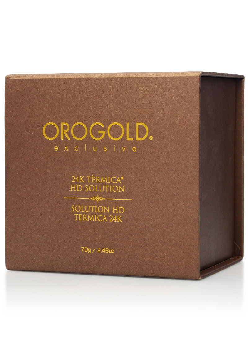OROGOLD Exclusive 24K Termica HD Solution box