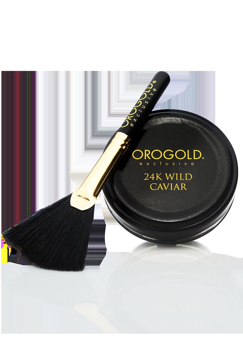 OROGOLD Exclusive 24K Wild Caviar