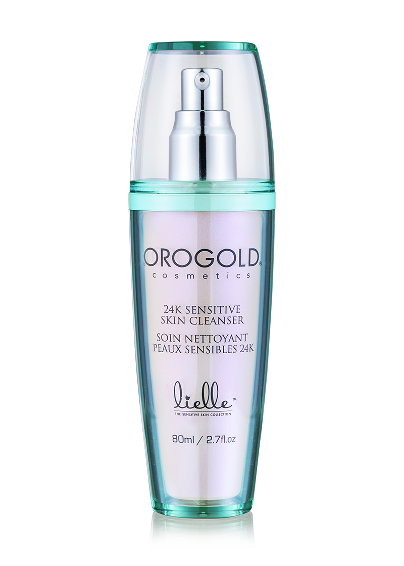 OROGOLD Lielle 24K Sensitive Skin Cleanser