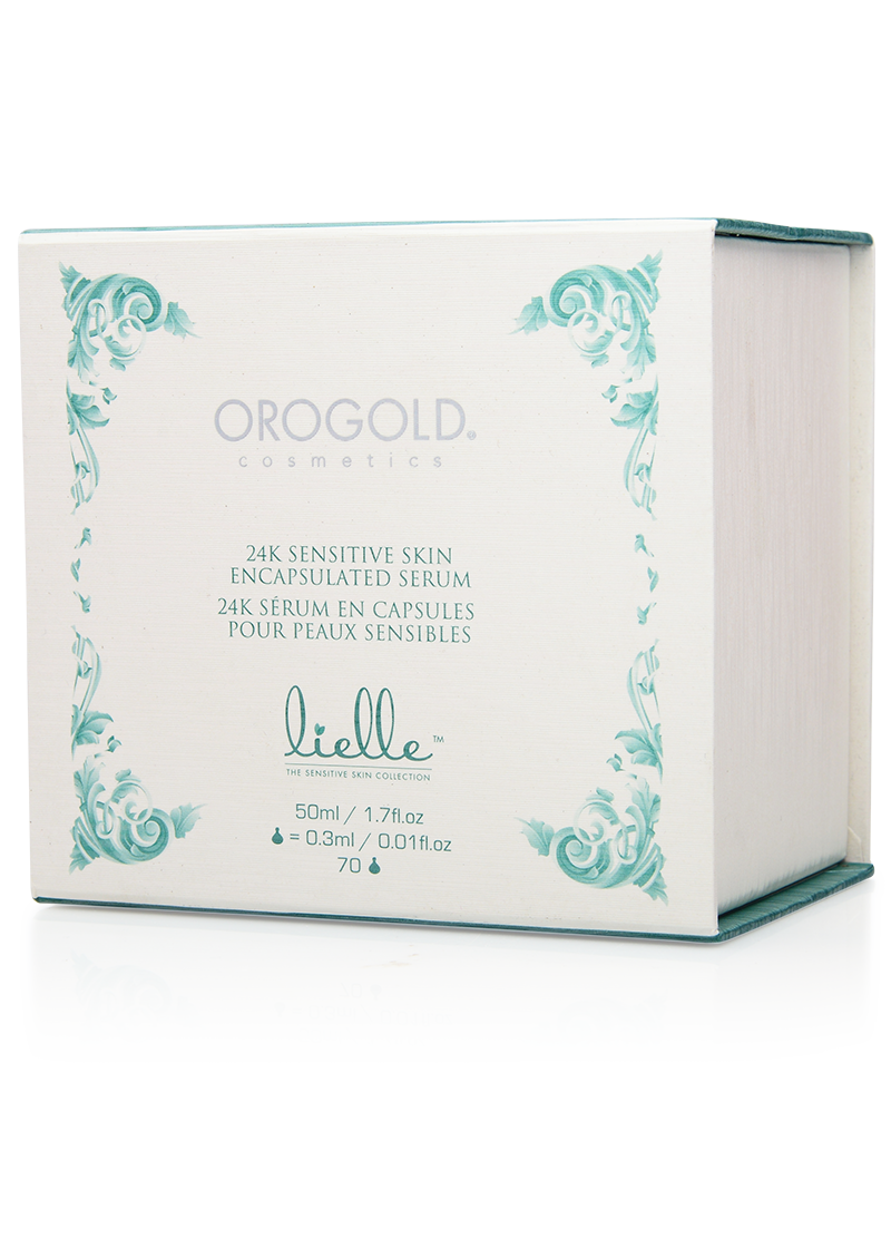 OROGOLD Lielle 24K Sensitive Skin Encapsulated Serum