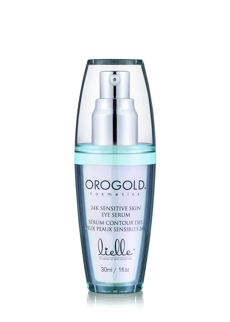 OROGOLD Lielle 24K Sensitive Skin Eye Serum