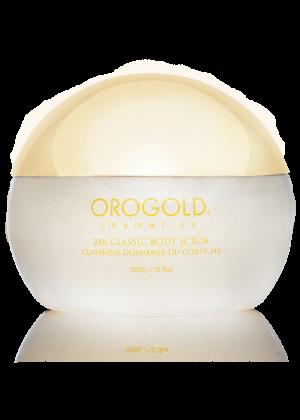 OROGOLD White Gold 24K Classic Body Scrub
