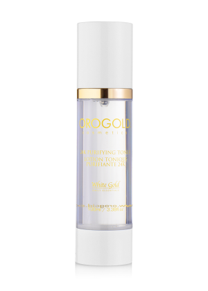 OROGOLD White Gold 24K Purifying Toner