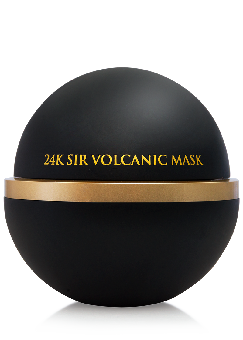 Orogold Exclusive 24K Sir Volcanic Mask