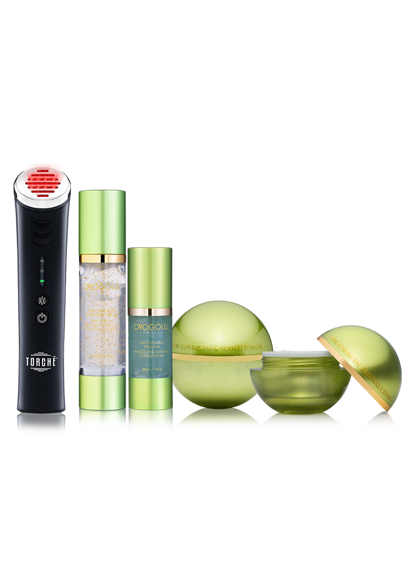 Collagen Collection and Jelessi Torche