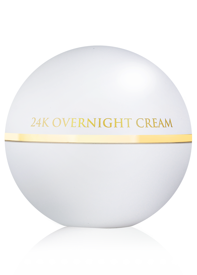 White Gold 24k Overnight Cream larged image