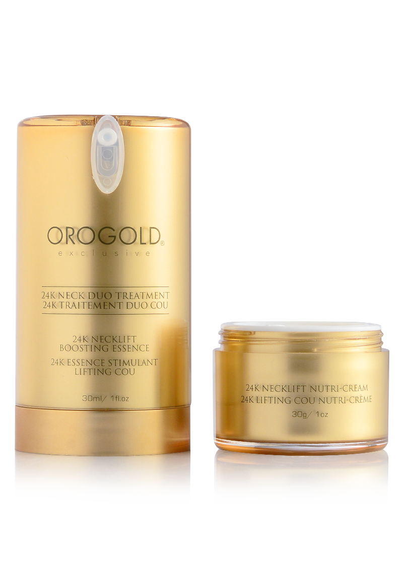 OROGOLD 24K Neck Duo Treatment 3