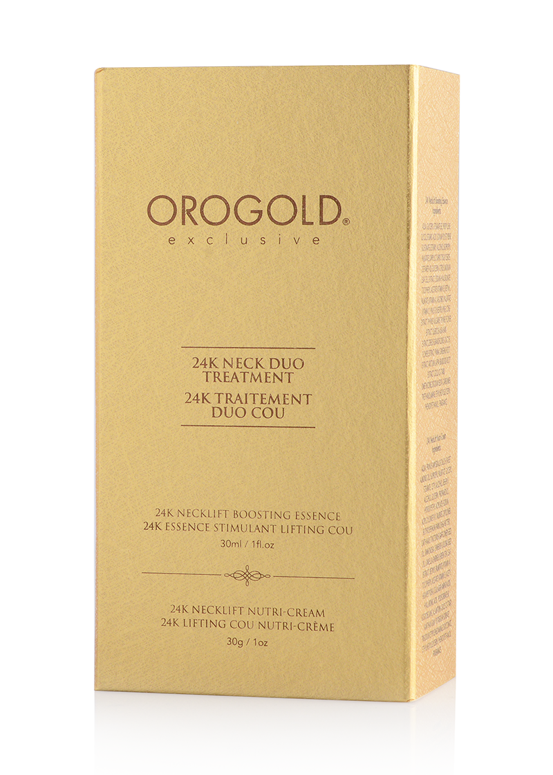 OROGOLD 24K Neck Duo Treatment 5