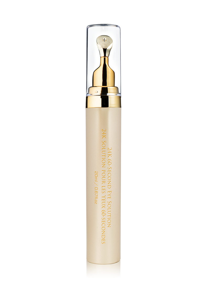 OROGOLD Exclusive 24K 60 Second Eye Solution