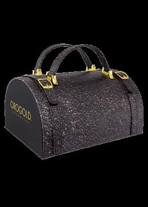 Caviar Limited Edition Mini Suitcase Side