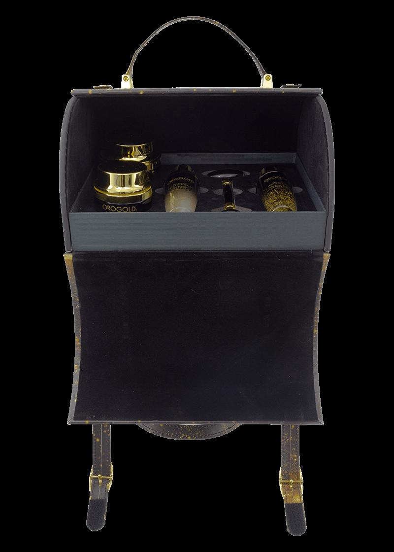 Nano Limited Edition Mini Suitcase Open