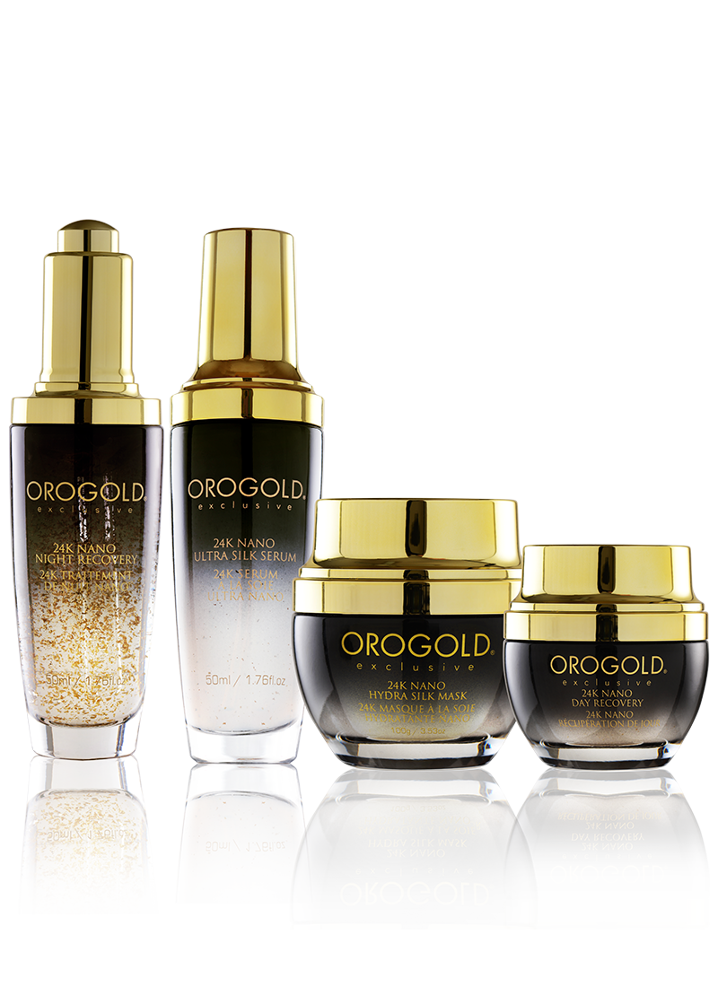 Orogold Exclusive 24K Nano Collection