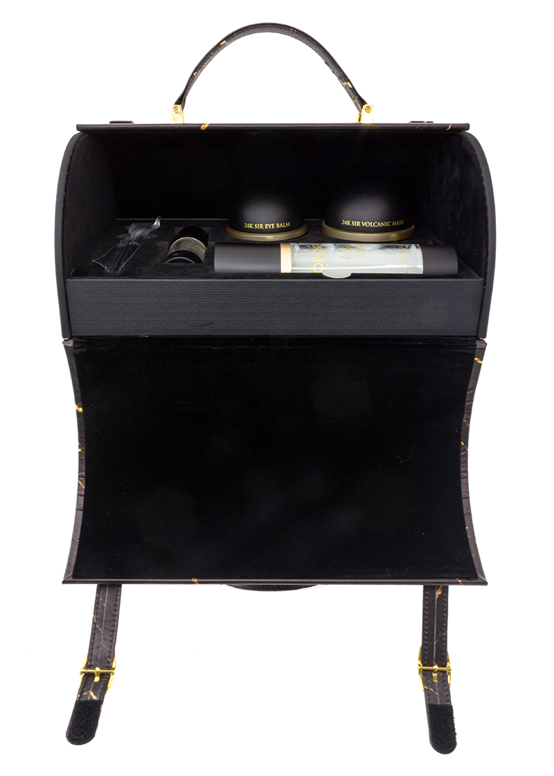 Sir Limited Edition Mini Suitcase-Open