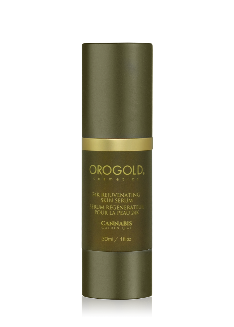 24K Rejuvenating Skin Serum