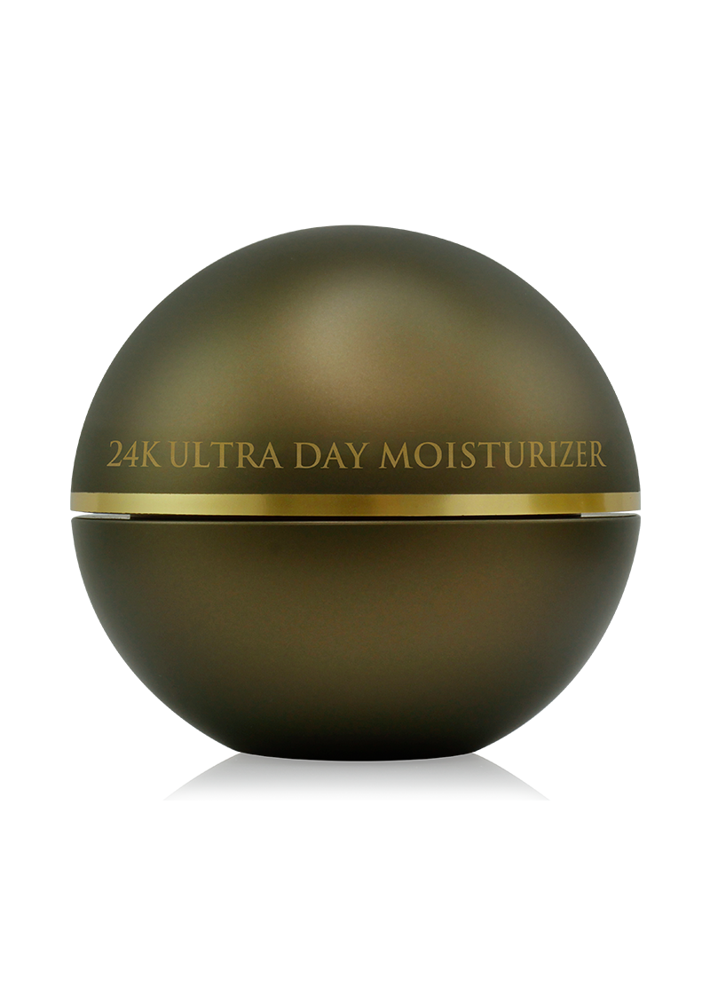 24K Ultra Day Moisturizer back