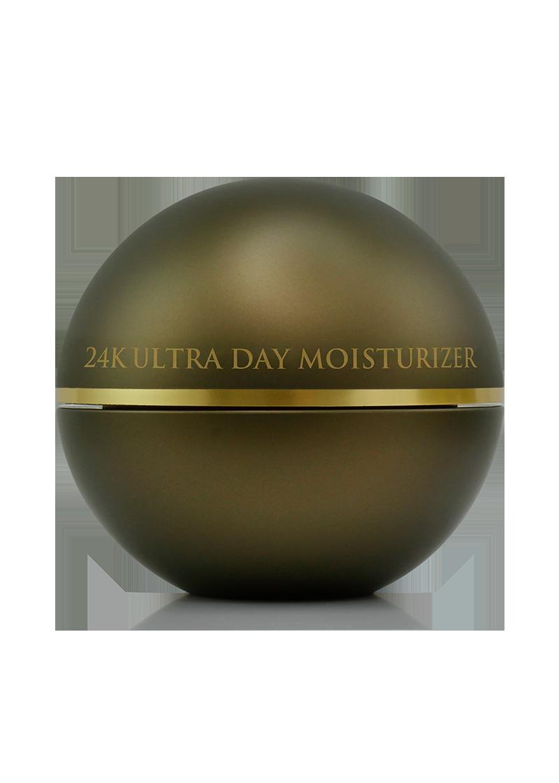24K Ultra Day Moisturizer back