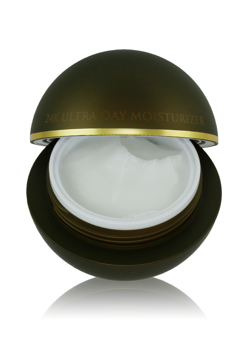 24K Ultra Day Moisturizer top view